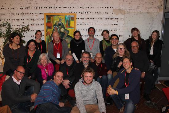 Pierwsze Europejskie Forum Teatru Amatorskiego w historii organizowane przez Towarzystwo Teatralne im. Jędrzeja Cierniaka pt. EFAT in Warsaw